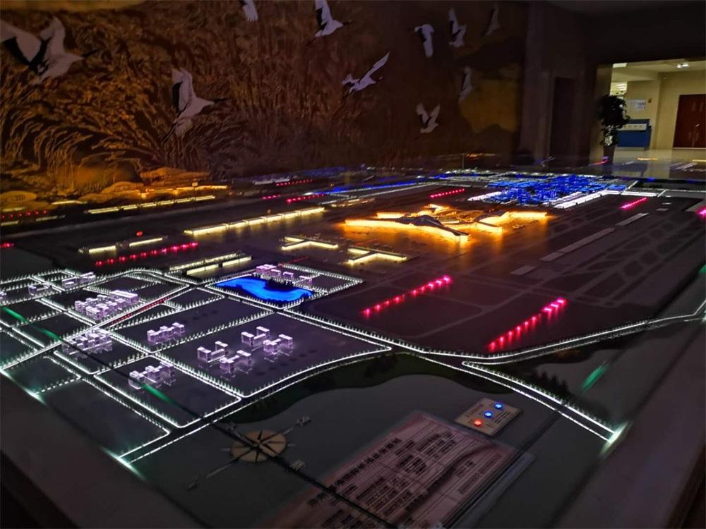 济南遥墙机场规划