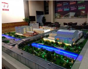 城市建设沙盘模具细节上的技巧?