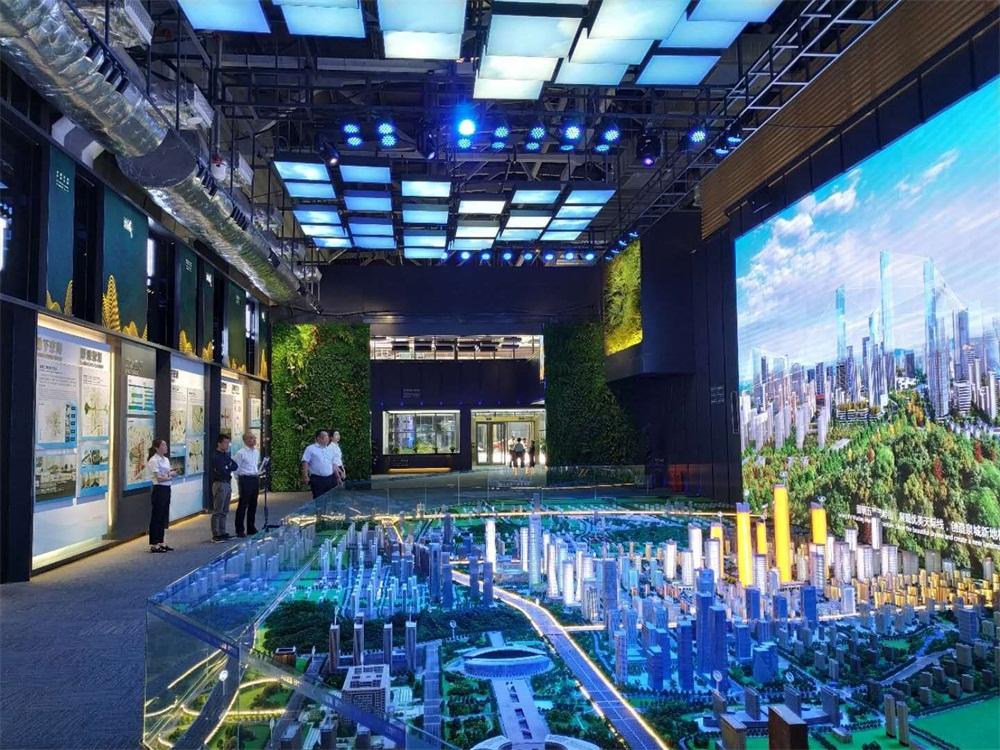 金融城展厅
