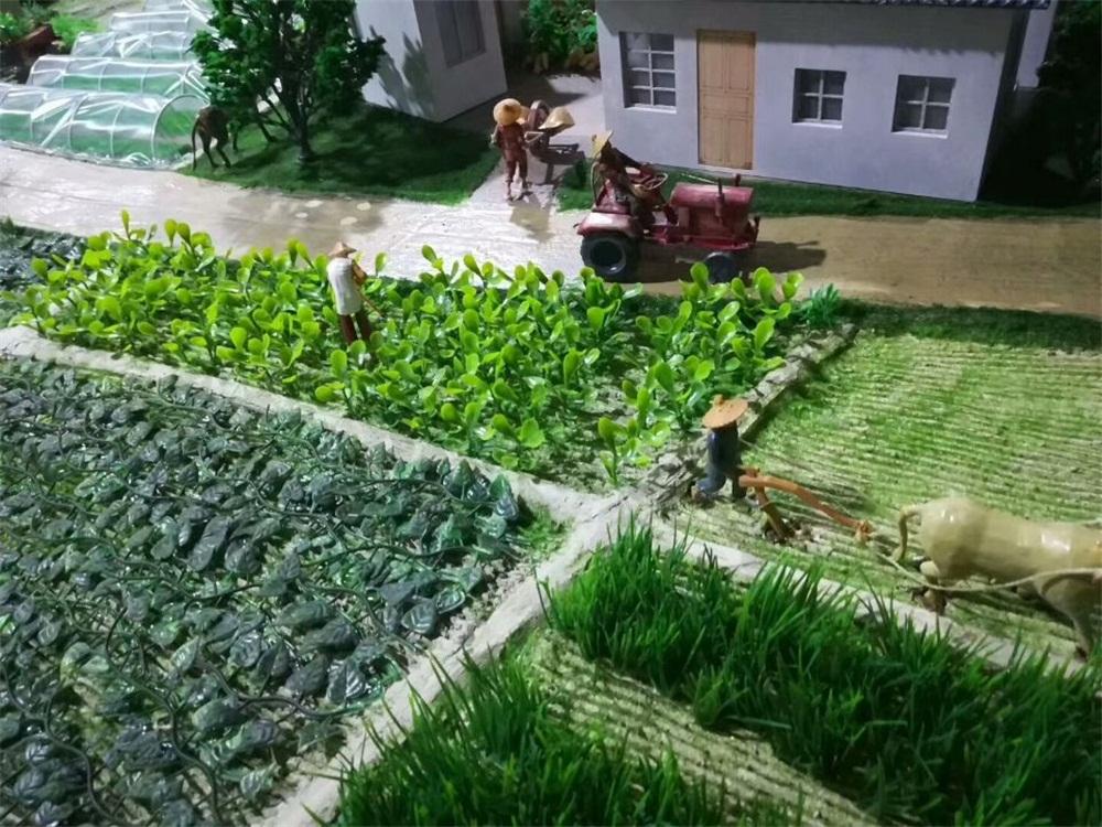 农业种植场景模型
